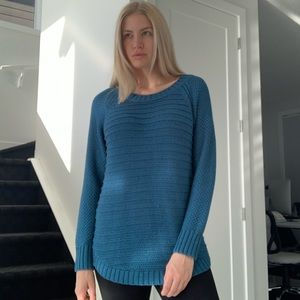 Calvin Klein Blue Sweater